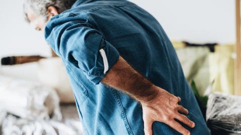 Symptoms of Chronic Pain Syndrome