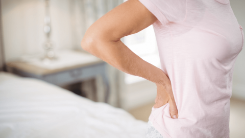 Ways to Alleviate Pain Associated With a Herniated Disc