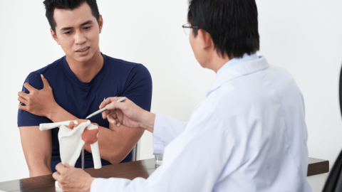 Read How PRP Therapy Can benefit You & Your Rotator Cuff Disease