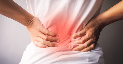 What to Do About Chronic Lower Back Pain