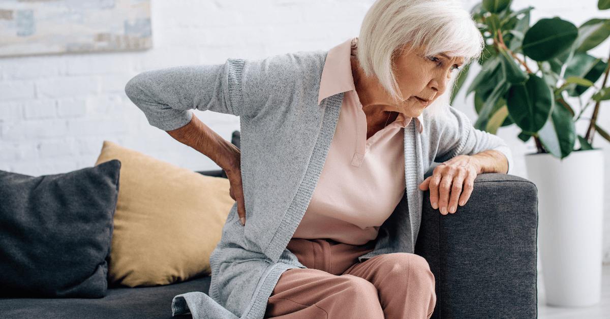 Arthritis pain near Orlando
