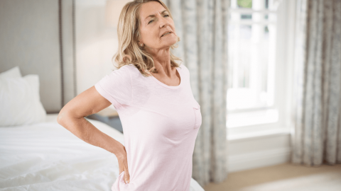 Understanding And Treating Mid Back Pain