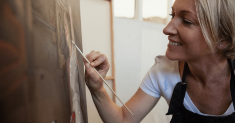 Could Looking At A Painting Improve Your Pain?