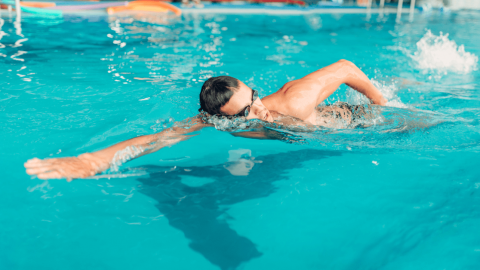 How Swimming Can Relieve Chronic Back Pain