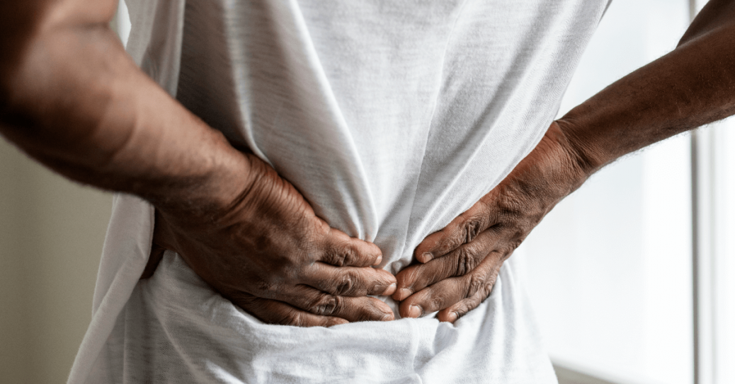 What are the risks of herniated disc surgery